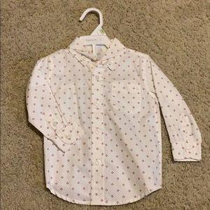 Janie and Jack Baby Boy Dress Shirt